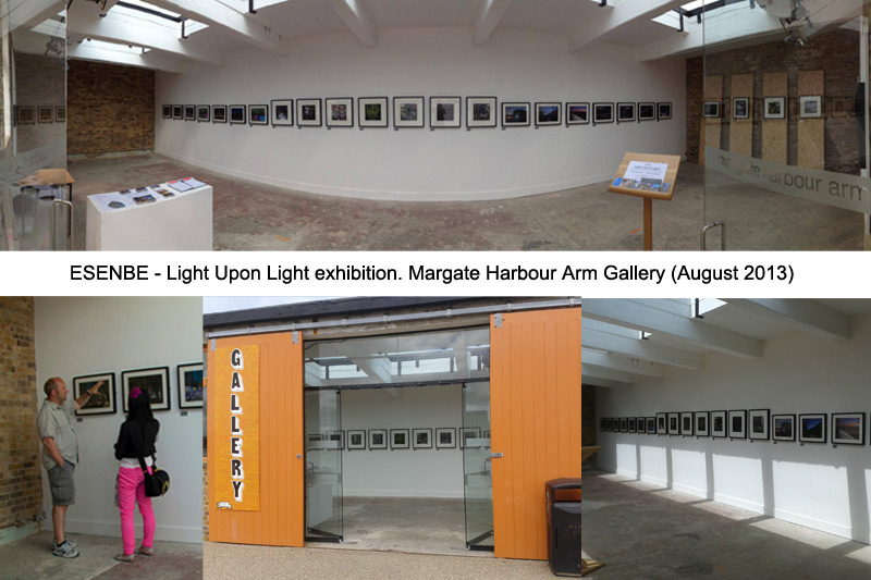 Light Upon Light photography exhibition (Margate)