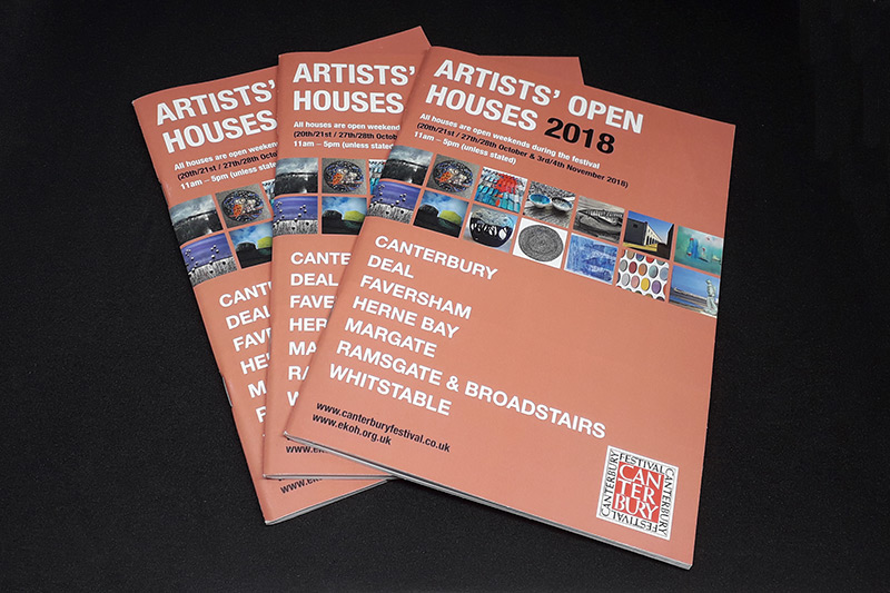 East Kent Open House 2018 booklets