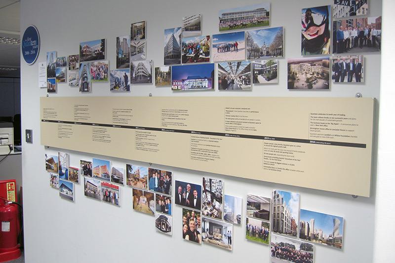 Quantem Consulting LLP timeline