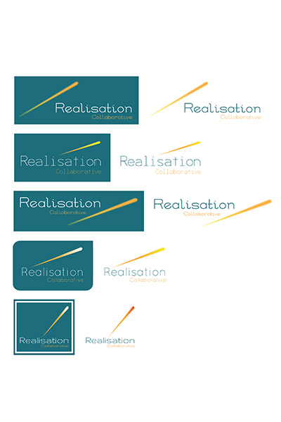 Realistation Collaborative (logo ideas)
