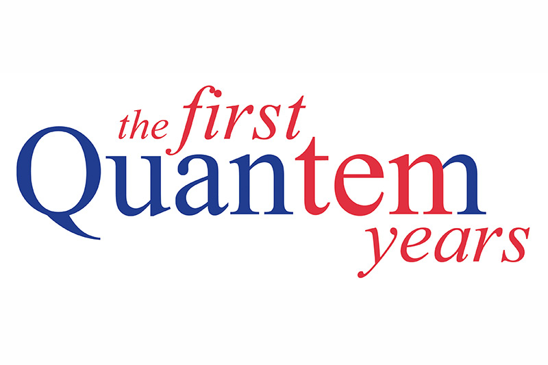 Quantem Consulting LLP - the first ten years (anniversary strap line)