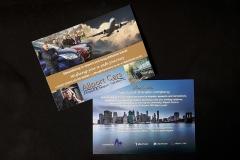 Allport promotional postcard