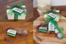 Green Bean Chocolates (logo/branding)