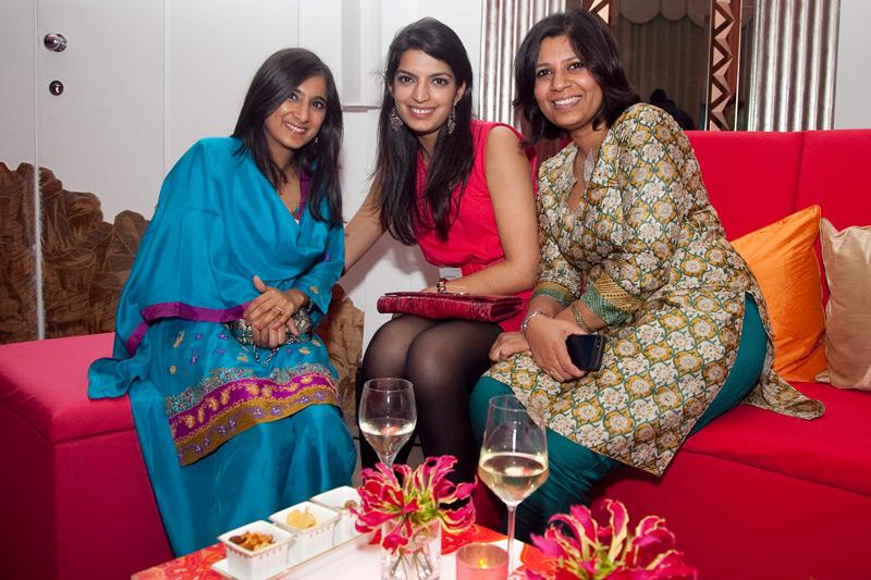 Claridge's Hotel Diwali event
