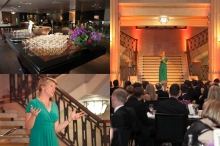 Corporate event - Banking Hall, London